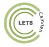 Camden LETS logo